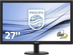 """273V5LHSB 68,6 cm (27"""") TFT-Monitor mit LED-Technik schwarz / B"""