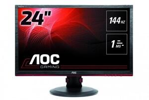 """G2460PF 61 cm (24"""") TFT-Monitor mit LED-Technik schwarz / C"""