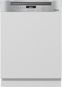 G 7105 SCi XXL Integrierbarer 60 cm Geschirrspüler edelstahl/cleansteel / A+++