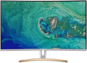 """ED323QURwidpx 80 cm (31,5"""") Gaming Monitor / A"""