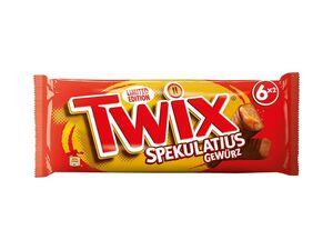 Twix Limited Edition Spekulatius-Gewürz