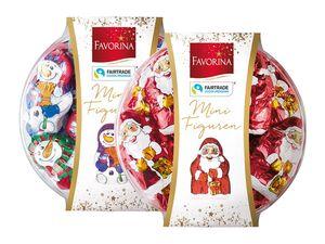 Mini-Weihnachtsfiguren