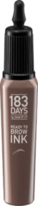183 DAYS by trend IT UP Augenbrauengel Ready To Brow Ink 020