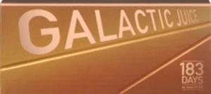 183 DAYS by trend IT UP Lidschattenpalette Galactic Juice Eye Shadow Palette 010