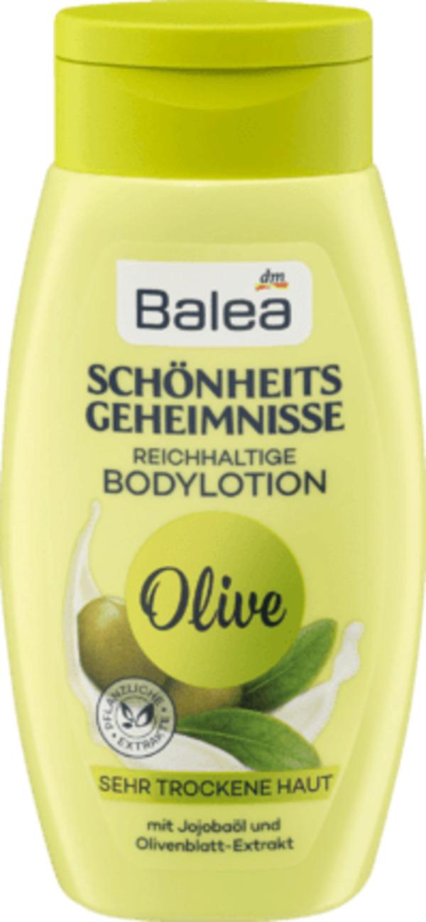 Balea Bodylotion Schönheitsgeheimnisse Olive 300ml