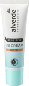 alverde NATURKOSMETIK Sensitive BB Cream mittel