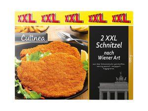Schnitzel nach Wiener Art XXL