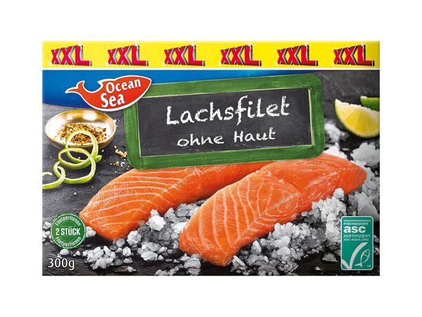 ASC Lachsfilet XXL-Packung