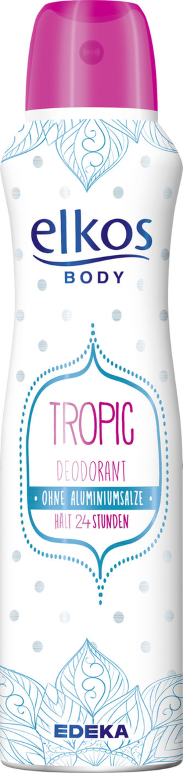 Elkos Deospray Tropic 200 ml