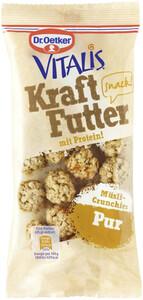 Dr.Oetker Vitalis Kraftfutter mit Protein Pur 45g