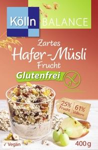 Kölln Balance Zartes Hafer-Müsli Frucht Glutenfrei 400 g
