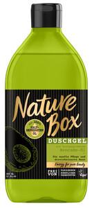 Nature Box Duschgel mit kaltgepresstem Avocado-Öl 0,385 ltr