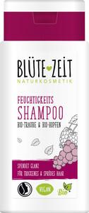 Blüte-Zeit Feuchtigkeitsshampoo Bio-Traube & Bio-Hopfen 200 ml