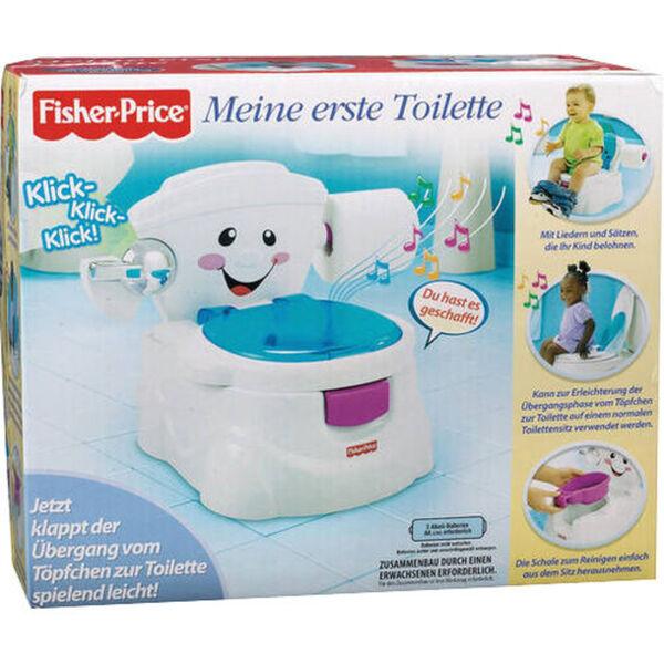 Mattel Meine erste Toilette, Töpfchen