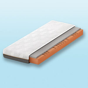 Schlaraffia Geltex®-Quantum Touch 200 Kaltschaummatratze, 90x200, H3