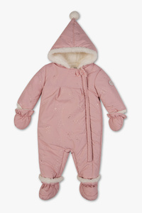 Baby-Schneeanzug - Glanz Effekt