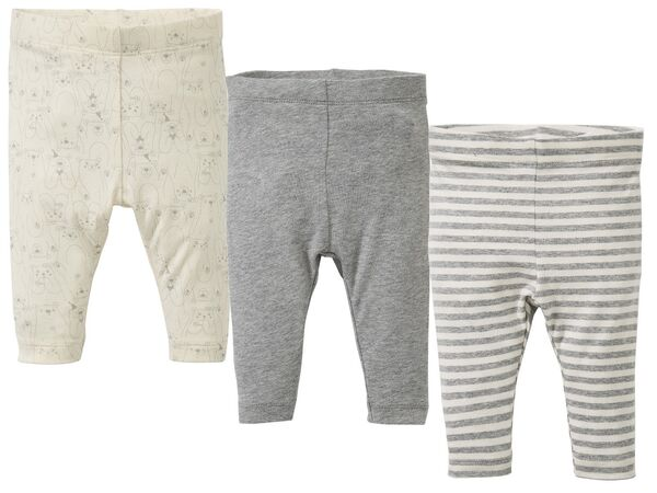 LUPILU® PURE COLLECTION 3 Baby Leggings