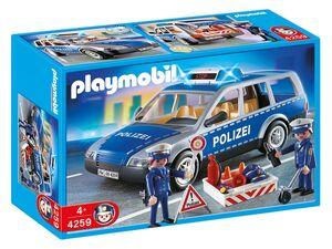 Playmobil Polizei Einsatz