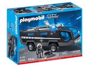 Playmobil SEK Truck