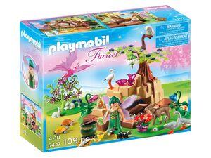 Playmobil Zaubertrankfee Elixia im Tierwäldchen (5447)