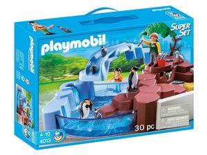 Playmobil SuperSet Pinguinbecken