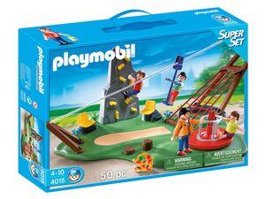 Playmobil SuperSet Aktiv-Spielplatz
