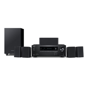 ONKYO HT-S 3910-B (schwarz) - 5.1 Heimkinosystem (155W/Kanal, Bluetooth, HDMI, USB, Dolby Atmos)