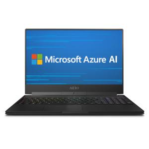 "Gigabyte Aero 15 15,6"" UHD, i7-8750H, RTX 2070 Max-Q, 32GB RAM, 1000GB SSD, Windows 10 Pro"