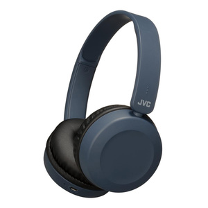 JVC HA-S31BT-A-U Bluetooth Azur-Blau - On-Ear-Kopfhörer (Eingebautes Mikrofon)