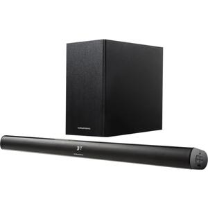 Grundig DSB 990 schwarz (2.1 Soundbar, 80 Watt, drahtloser Subwoofer, Bluetooth, HDMI)