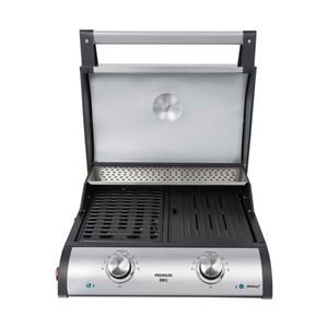Steba Premium BBQ-Tischgrill VG 500 | B-Ware - der Artikel wurde vom Hersteller geprüft und ist technisch einwandfrei - kann Gebrauchsspuren aufweisen