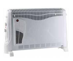Rowi Wärmekonvektor HWK 2000/3/2 GZ Premium | Gebläsefunktion und Zeitschaltuhr