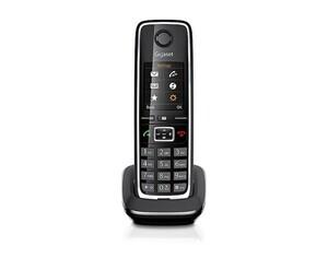 Gigaset  Telefon C530HX | schnurlos, schwarz AB