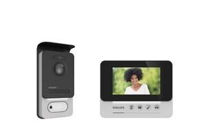 Philips Video Türsprechanlage 4,3 Zoll | B-Ware - der Artikel ist neu - Verpackung beschädigt