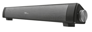 Trust Lino Bluetooth Soundbar für PC & Notebook, integr. Akku , tragbar, bis zu 10h Spielzeit, Dual Connect