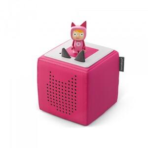 Tonies Starterset Toniebox pink ,  pink, inkl. Kreativ Tonie