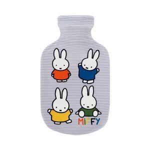 Wärmflasche mit bedrucktem Bezug Miffy