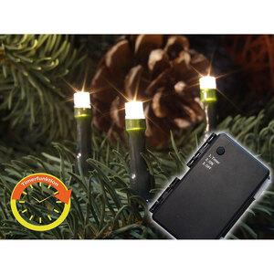 LED-Lichterkette, batteriebetrieben