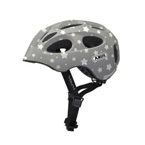 Fahrradhelm Youn-I grey Star