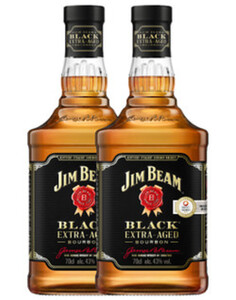 Jim Beam Black Whiskey