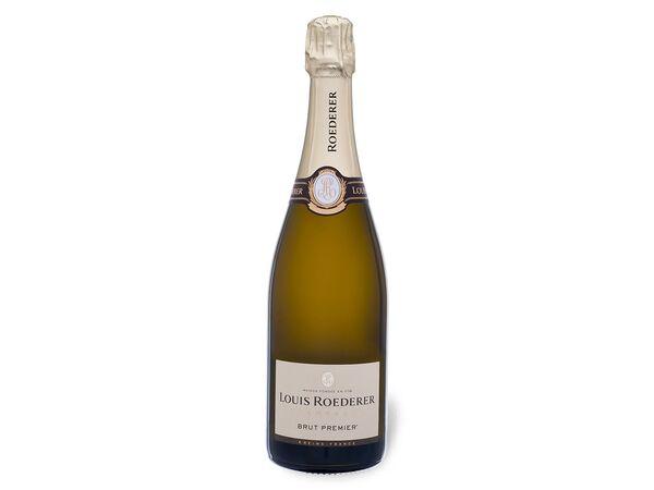 Louis Roederer Brut Premier, Champagner
