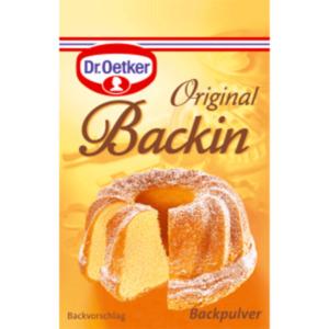 Dr. Oetker Original Backin