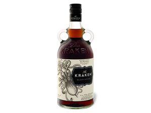 The Kraken Black Spiced Rum 40% Vol