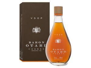 BARON OTARD Cognac VSOP 40% Vol