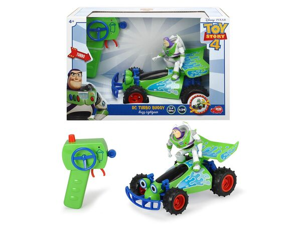 DICKIE RC Toy Story Buggy with Buzz