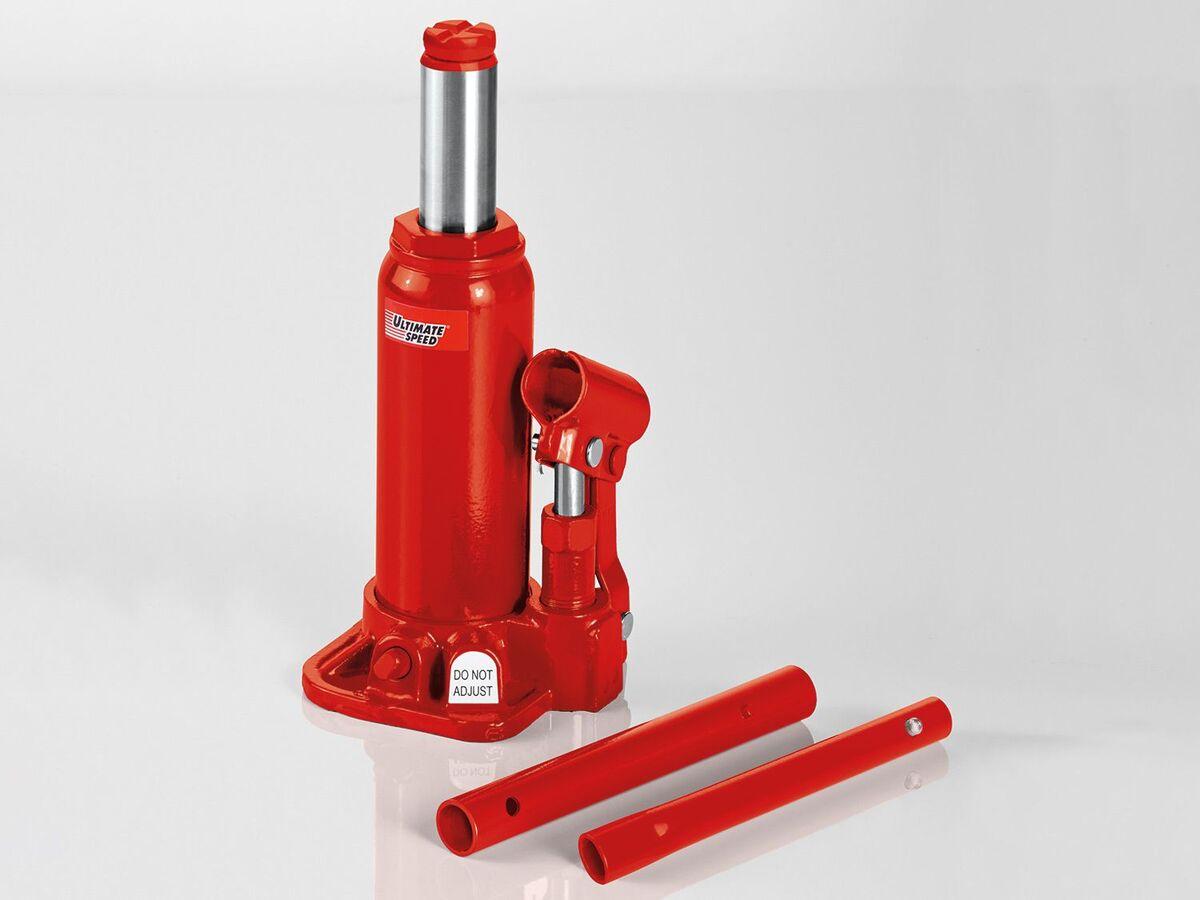 Bild 4 von ULTIMATE SPEED® Hydraulik-Stempelwagenheber