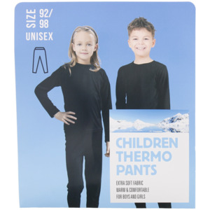 Kinder-Thermohose