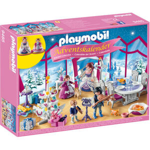 PLAYMOBIL® Adventskalender Weihnachtsball im Kristallsaal 9485