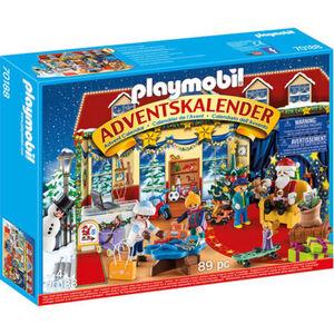 PLAYMOBIL® Adventskalender Weihnachten im Spielwarengeschäft 70188