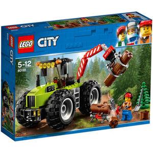 LEGO® City - 60181 Forsttraktor